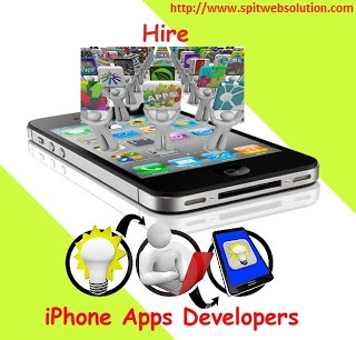 iPhone App Developers India - SPITWebsolution