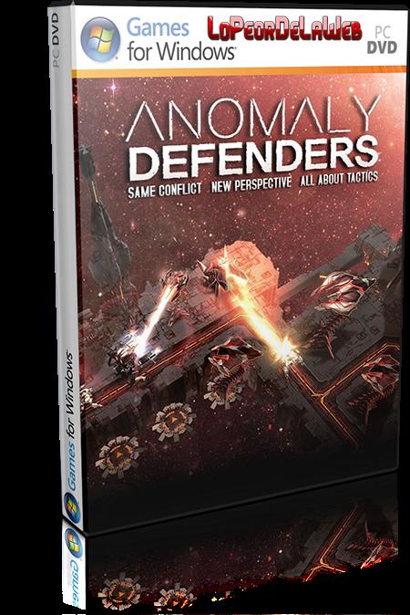 Anomaly Defenders Multilenguaje (Español) (MEGA)