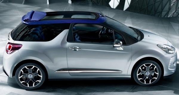 Nuevo Citroën DS3 Descapotable con techo de tela