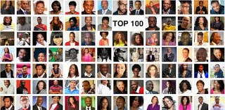 Top 100 most influential black people on Social Media: 6 Nigerians make the cut