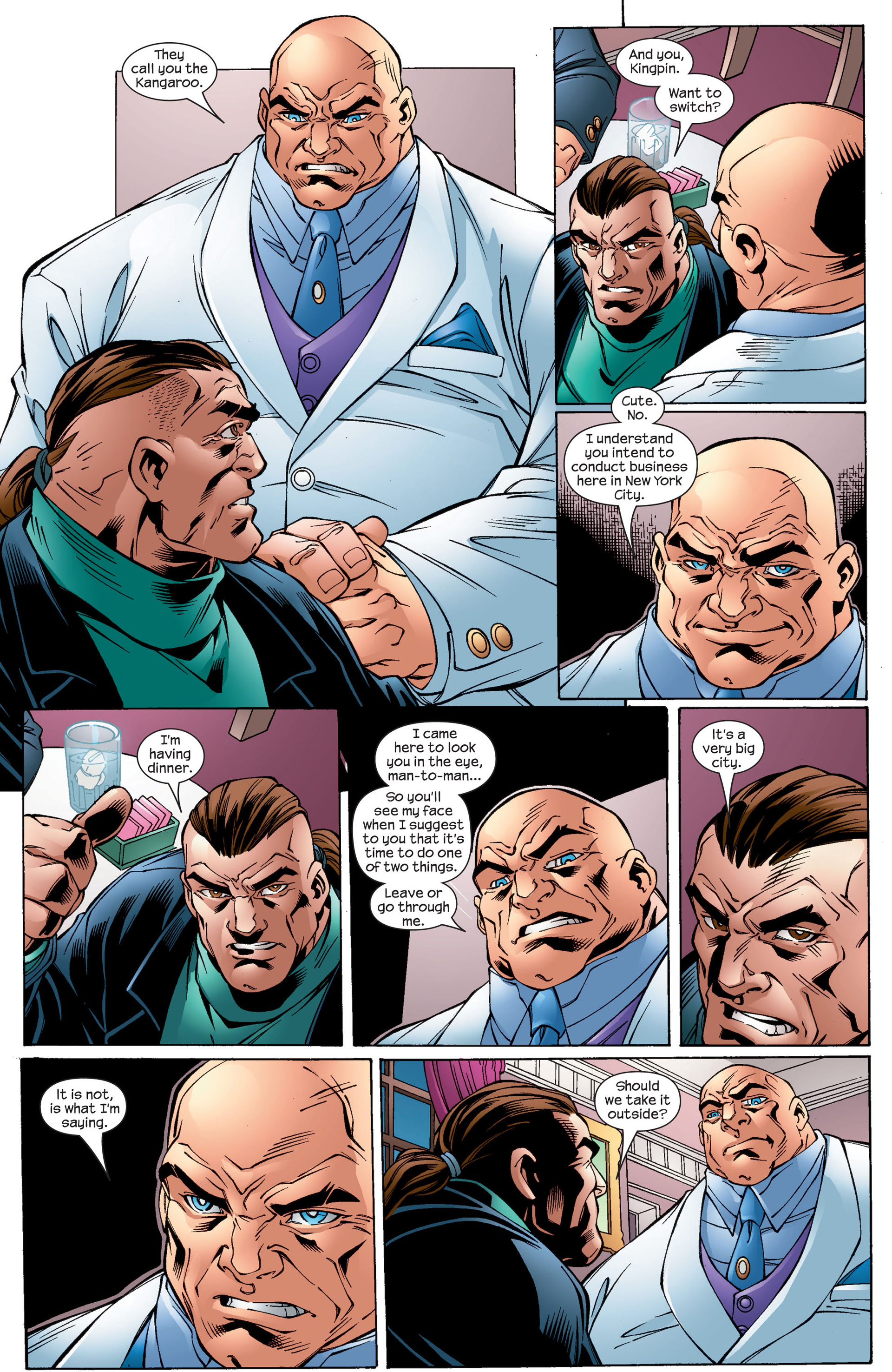 Ultimate Spider-Man (2000) _Annual 2 #2 - English 29