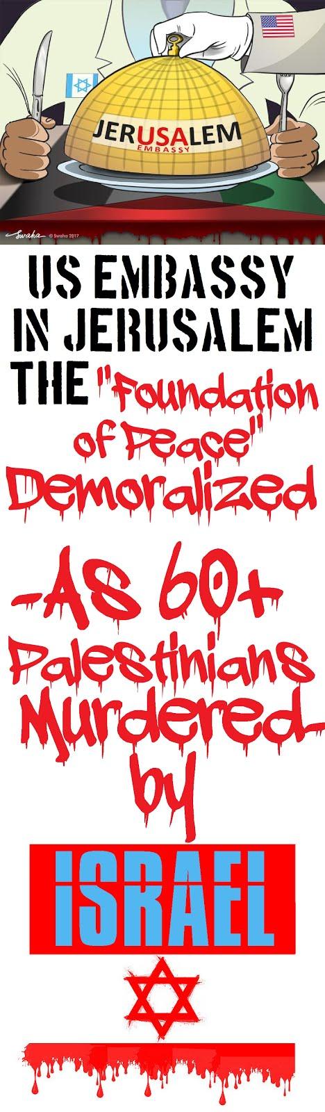Israel Kills Palestinians; Who Were In Palestine
