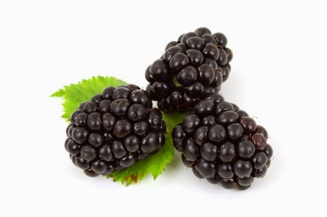 blackberry for treating cold