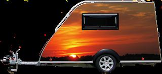 Kip Shelter mit individuell gestaltbarer Außenhaut.