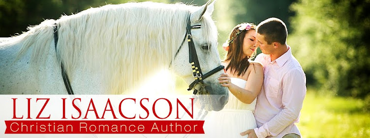 Christian Romance Author Liz Isaacson