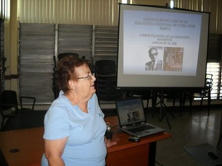 III Edición Diplomado en Patrimonio Musical Hispano (mayo, 2013)
