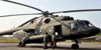 Helikopter Mi-17 TNI AD jatuh di Malinau