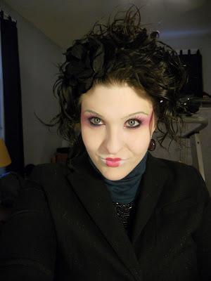 Makeup Geek Weekly Challenge - Hunger Games