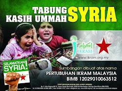 #SaveSyria