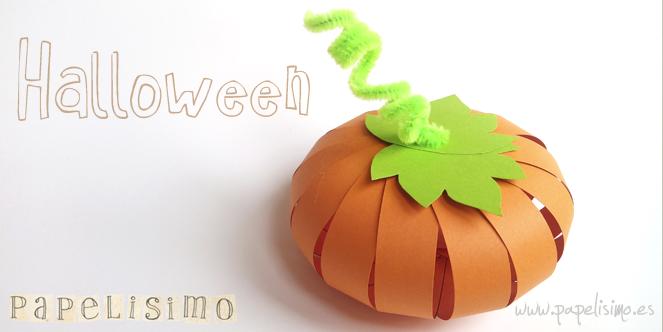 50 crisis especial halloween - Como hacer calabaza halloween ...