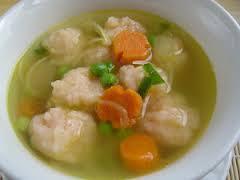 Resep Masakan Sup Bola Daging