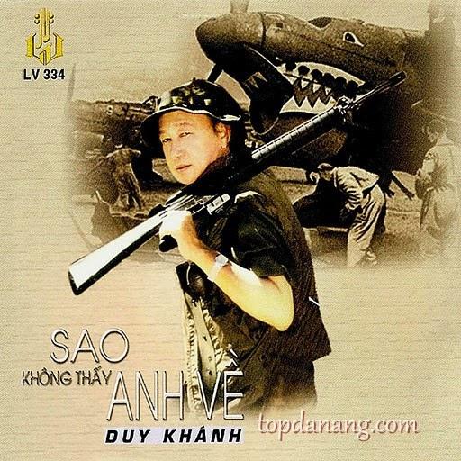 Tuyển tập nhạc lính Duy Khánh