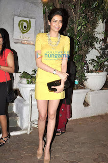 Shahid Kapoor, Karan Johar and others snapped at Olive