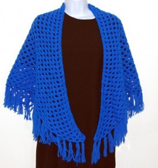 Rectangular Shawl Knitting Pattern : knitting models: rectangular knitting shawl patterns