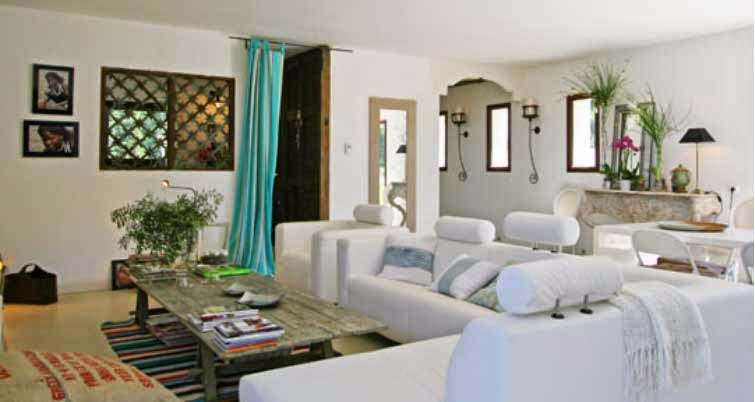 the keybunch home with indian elements