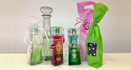 En la Abadía del Perfume puedes personalizar todo para diseñar tu perfume