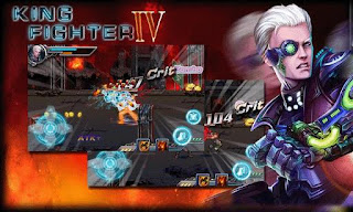 King Fighter IV Android Games Full Version Free Download