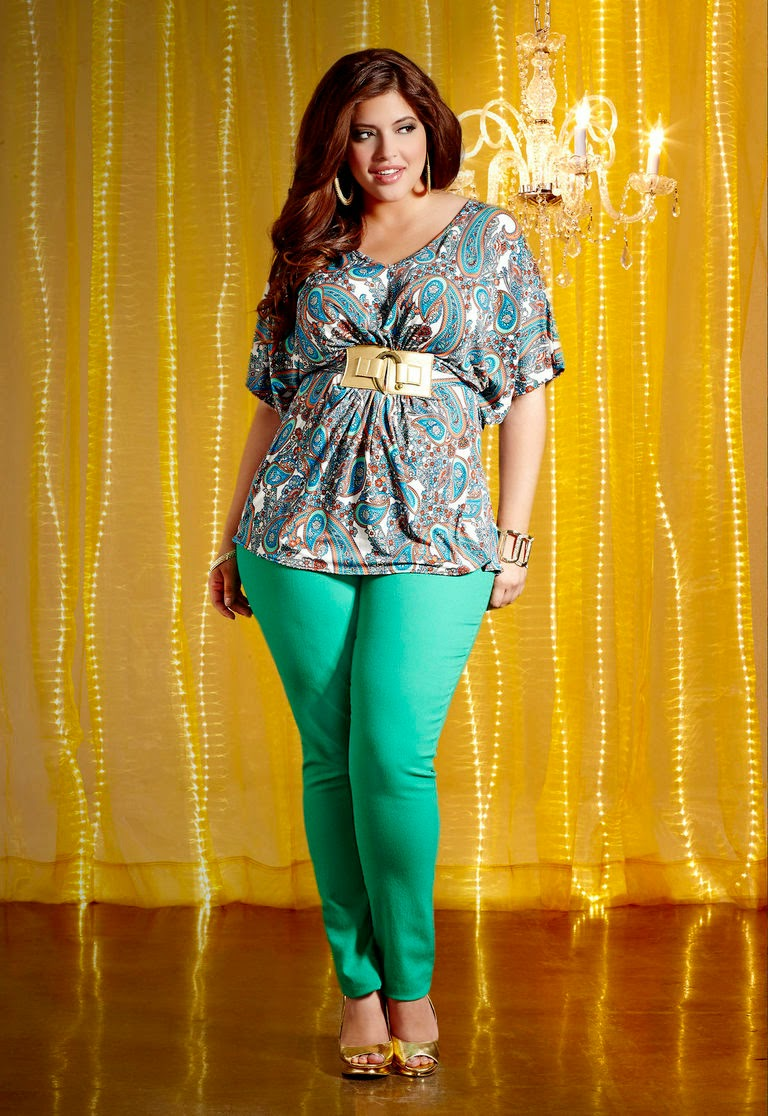 Fashion for full figured 52