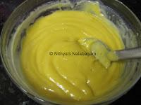 Eggless Mango Chocochip Muffins