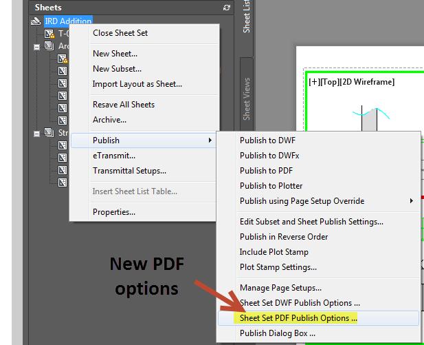 autocad sheet set manager tutorial pdf