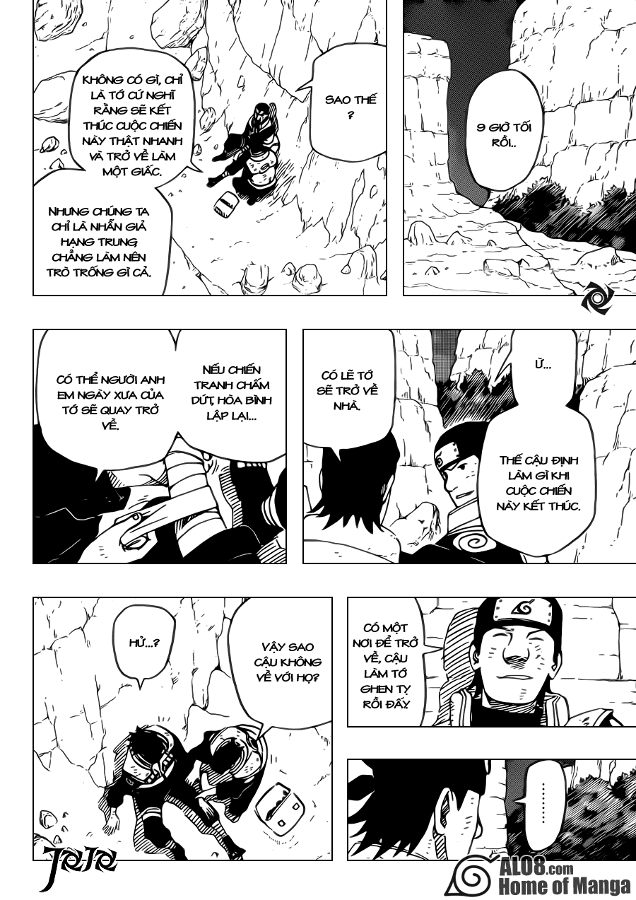 Naruto chap 587 Trang 15 - Mangak.info