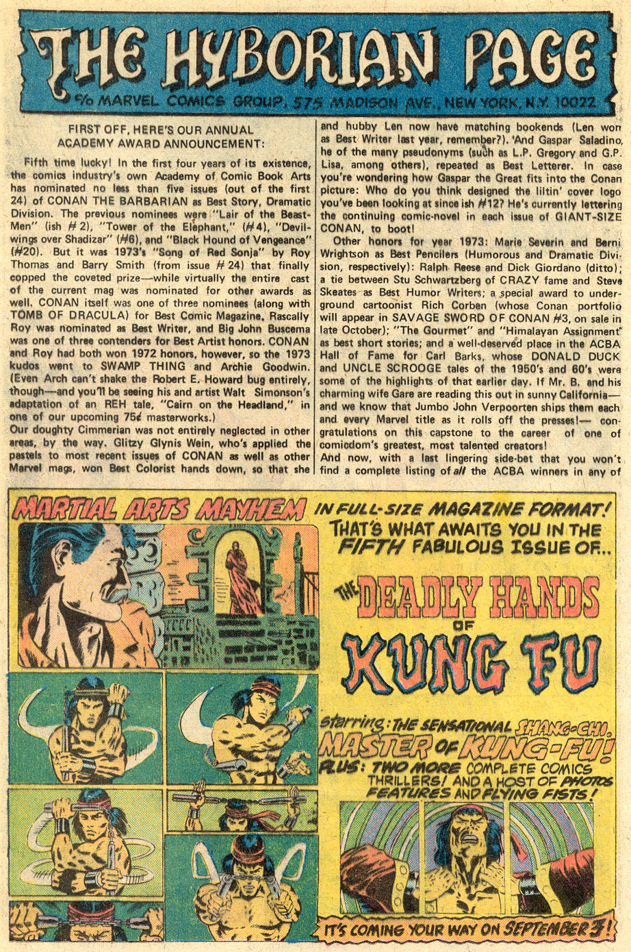 Conan the Barbarian (1970) Issue #45 #57 - English 22