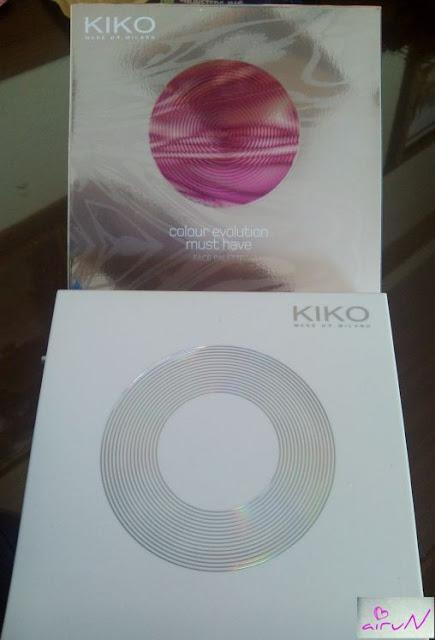 paleta cerrada colour evolution kiko