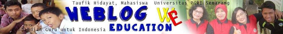 Weblog.Education