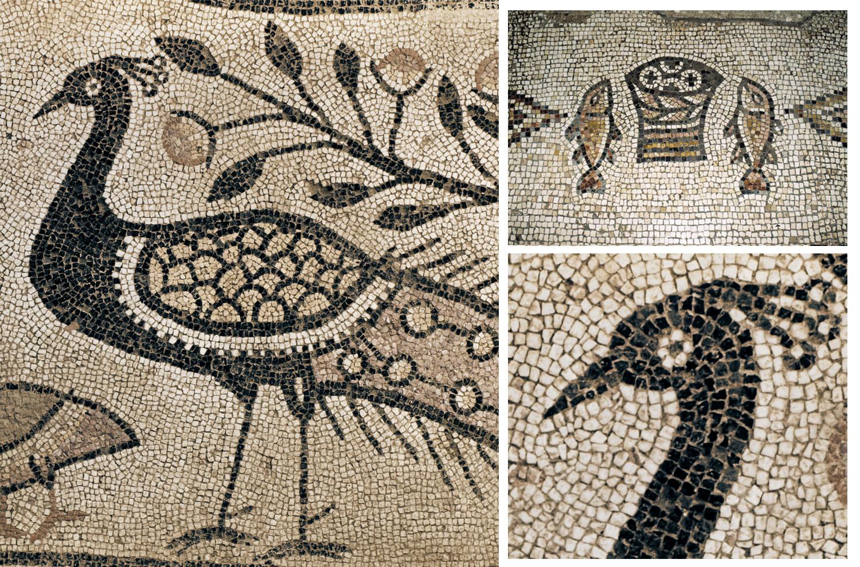 Gambar 2. Mozaik Fauna