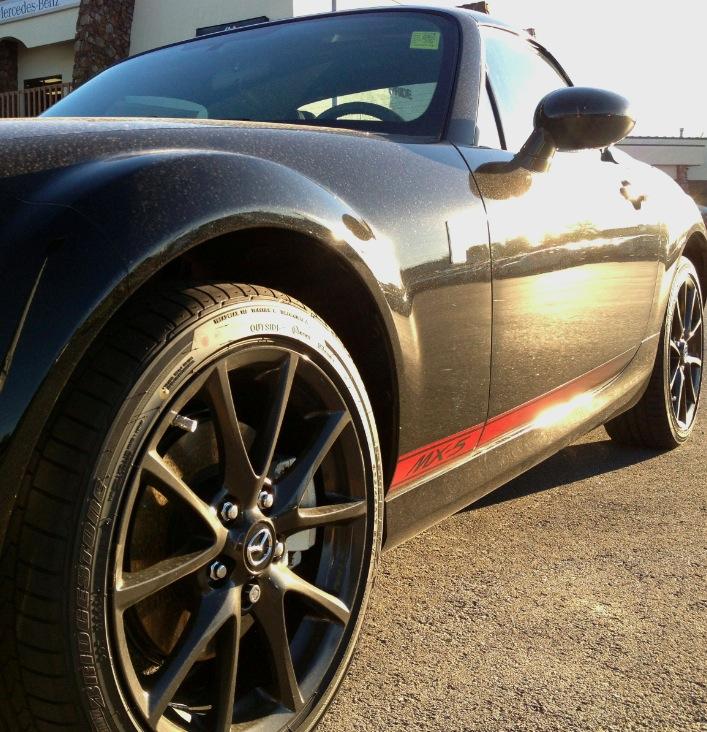 Speedmonkey Driven 2013 Mazda Mx5