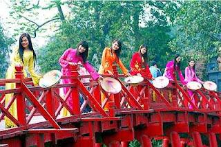 Inilah Wajah Wisata Hanoi Vietnam yang Populer di Dunia