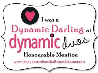 Dynamic Duos #72 Honourable Mention!