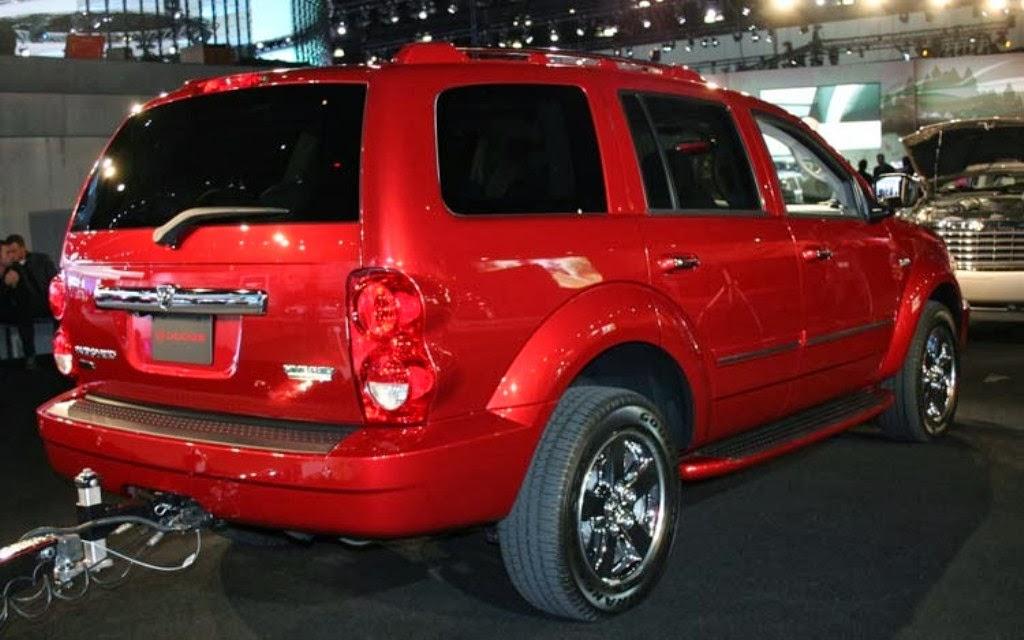 dodge durango hemi hybrid 2014 car review. Black Bedroom Furniture Sets. Home Design Ideas