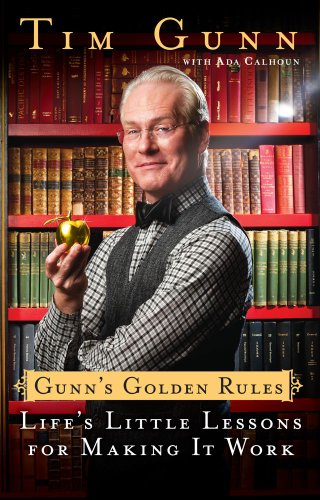 Cover of 'Gunn's Golden Rules: Life's little lessons for making it work'