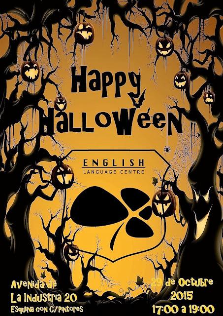 Animación en Halloween en El Viso del Alcor
