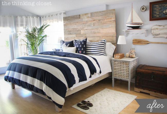 Decor me antes y despu s un dormitorio de estilo r stico for Dormitorios rusticos ikea