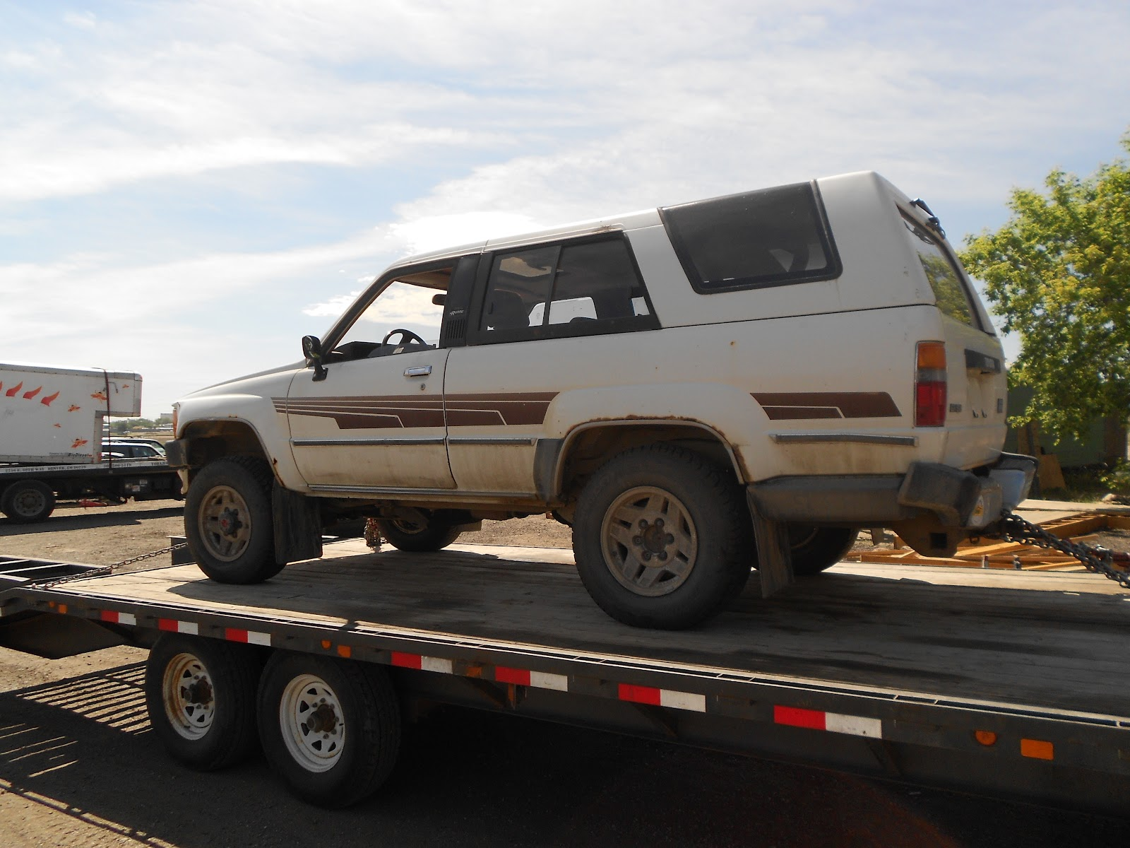 new arrivals at jim 39 s used toyota truck parts 1986 toyota 4runner 4x4. Black Bedroom Furniture Sets. Home Design Ideas