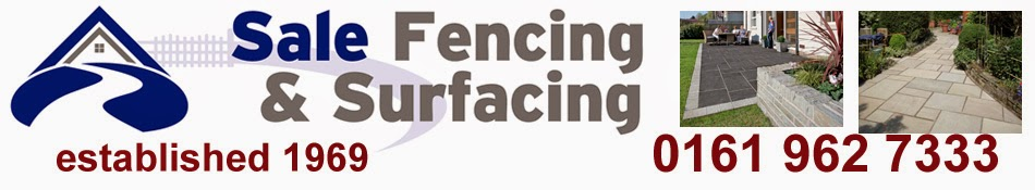 Sale Fencing and Surfacing - driveways Manchester