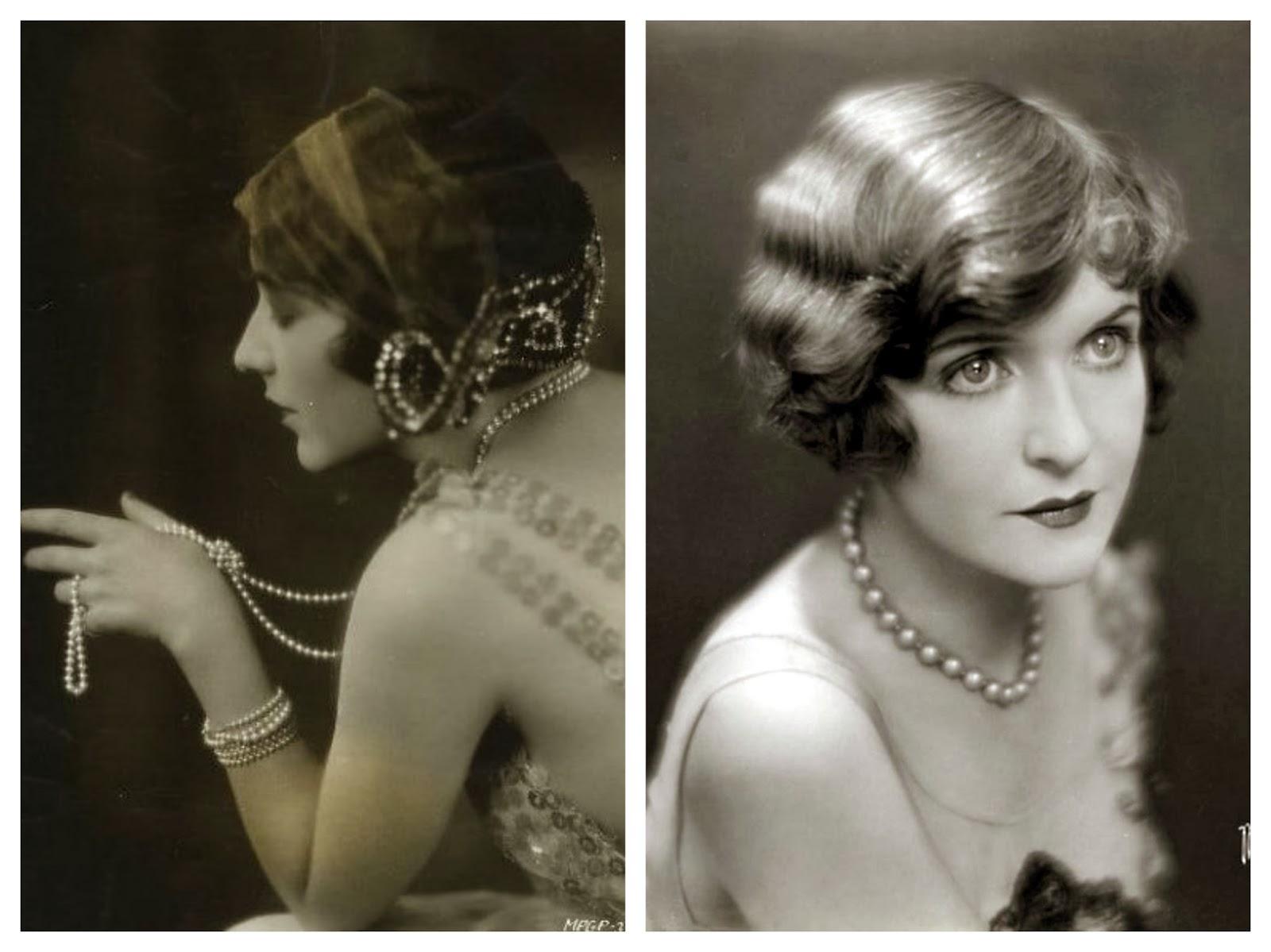 20 век прически актриса