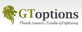 GToptions logo