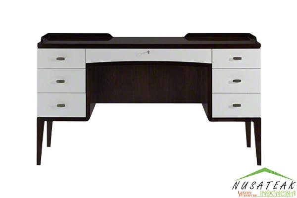 Vanity Office Desk - Nusa Teak