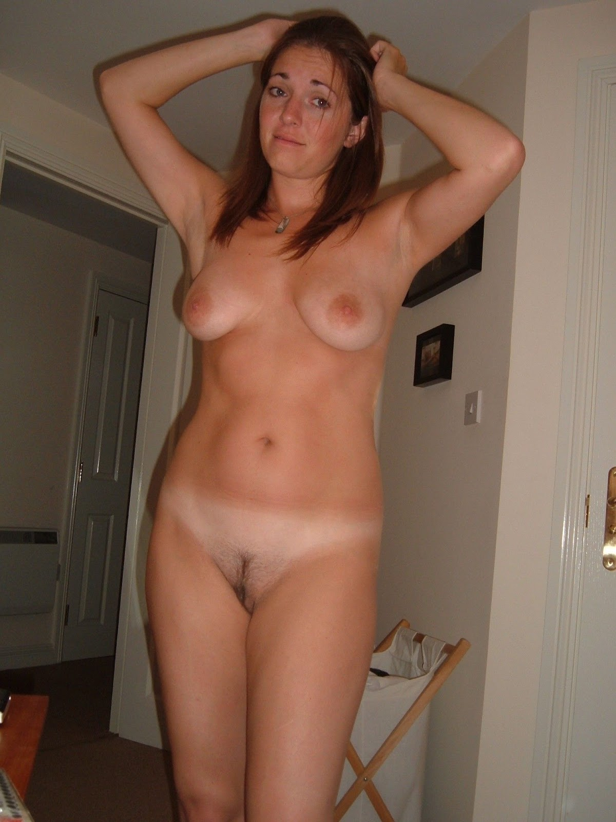 mom nude by caught