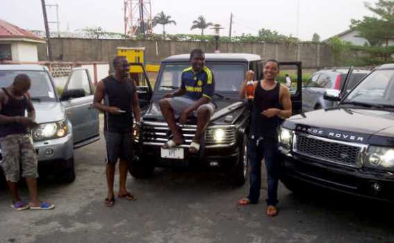 Most Expensive Car Used By Nigerian Musician