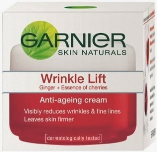 Garnier Skin Naturals Wrinkle Lift (18 Gr) worth Rs.140 for Rs.75 Only with Free Delivery at Amazon