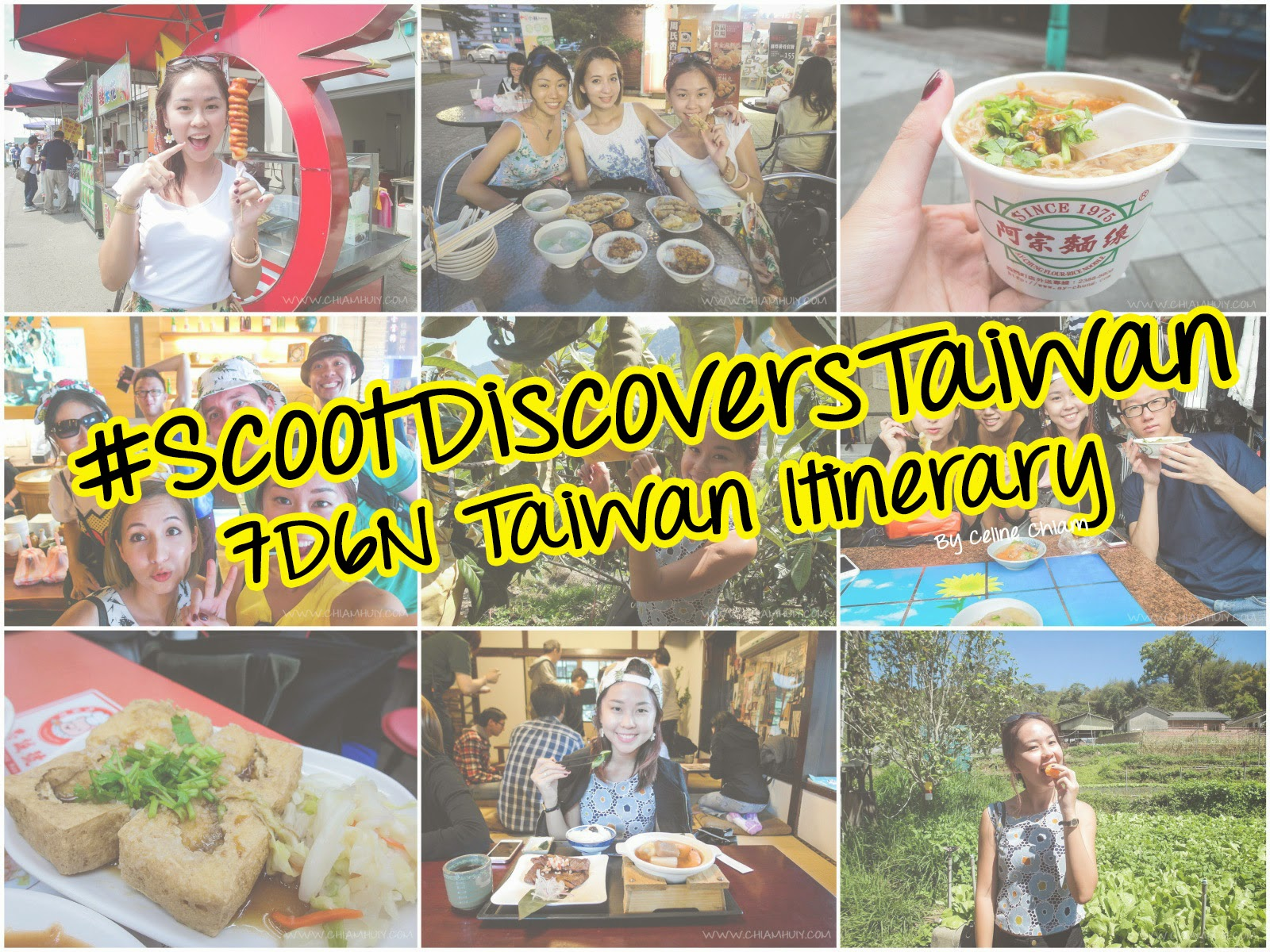 7d6n travel itinerary in taiwan scooting taiwan celine chiam if you have been following me on my instagram you would have probably known by now that i was on a taiwan trip instagrams caption has its limits so there sciox Choice Image