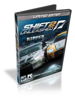Download Need for Speed SHIFT 2 Unleashed Limited Edition PC  P2P 2011 + Crack