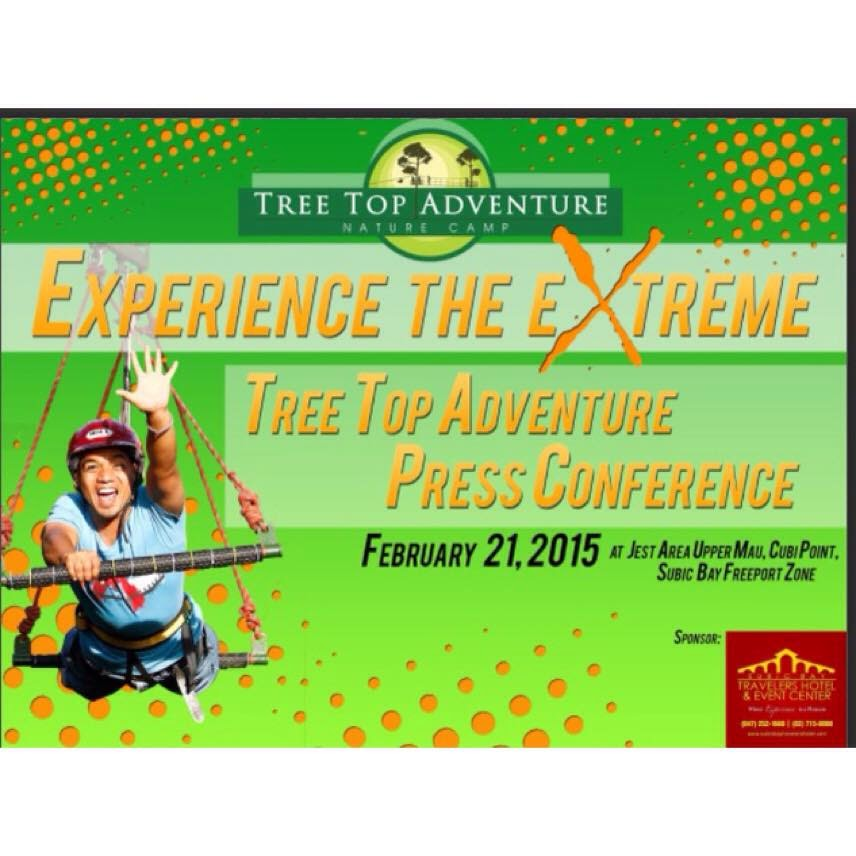 Tree Top Adventure Press Conference