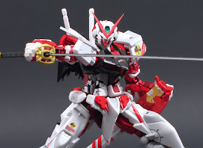 GUNDAM ASTRAY RED FRAME METAL BUILD