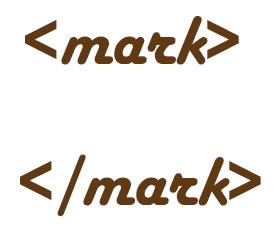 html5-mark
