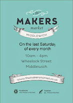 MIDDLEWICH MAKERS MARKET DATES FOR  2014